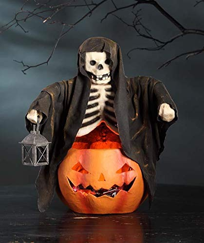 Bethany Lowe Halloween TJ5320 Ghoul Candy Bowl New 2016 ()