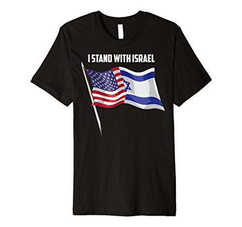 i stand with israel - 8