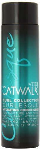 TIGI Catwalk Curl Collection Curlesque Hydrating Conditioner, 8.45 Ounce ()
