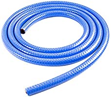 Multiple Pressure Ranges High Temperature Heater Hose for High Performance 0.25 ID 1 foot length Extreme Temperature