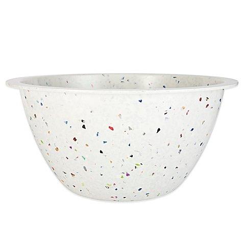 Confetti Mixing Bowl in White | 7.5 qt.