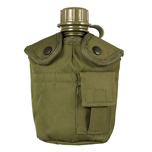 (Red Rock Outdoor Gear 2005OD G.I.-Type 1 Qt. Canteen Cover Olive)