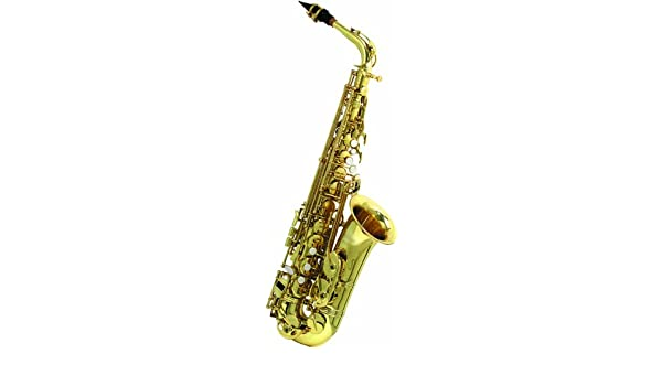 EMPEROR Alto Saxophone outfit.