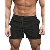 ECHT Black Repel Shorts V2 Running Lifting Bodybuilding Tight Fitted Workout Athletic