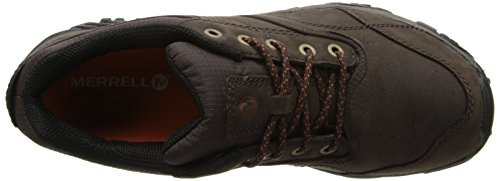 Rise Brown Merrell Shoes Men's Espresso Low Rover Moab Hiking IvZx7PwqaF