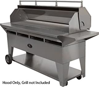 product image for Lazyman FACC1 Roll Top Cooking Hood for Model A1 Grills