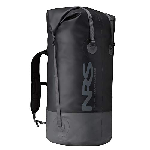 NRS 110L Heavy-Duty Bill's Bag Flint Black One Size