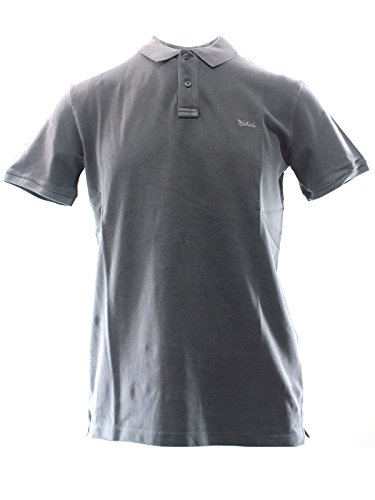 Woolrich Stretch Ss18 Pg02 Grey Mackinack 1606 Vintage Wopolo515 Polo 7X8xqwr7