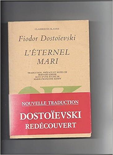 Télécharger en ligne L'Eternel Mari pdf, epub
