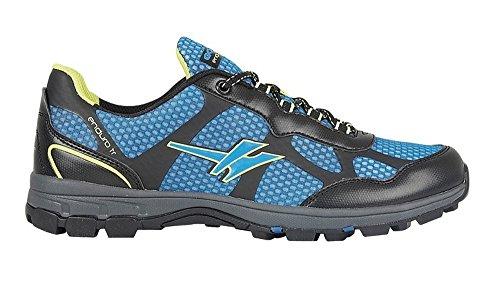 Para hombre Gola Active Enduro TR Trainer azul/negro/amarillo