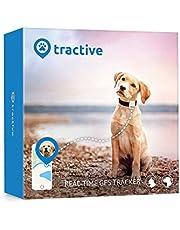 Tractive GPS Gerät Hunde-GPS-Tracker mit App. Die leichte und wasserdichte Hund-GPS-Halsband-Erweiterung