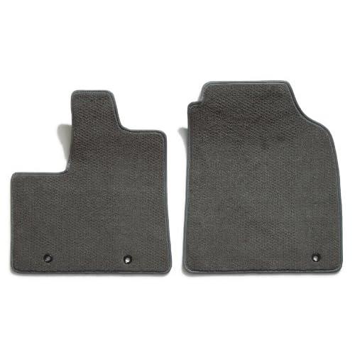 Nylon Carpet Black Coverking Custom Fit Front Floor Mats for Select Models