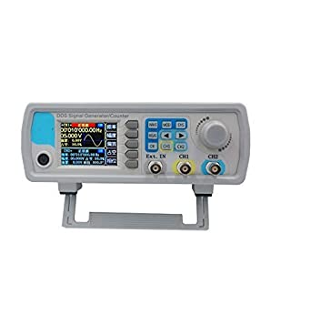 15 MHz Digital Control JDS6600 MAX 60MHzDual-Channel DDS Function Signal Generator Frequency Meter Arbitrary sine Waveform