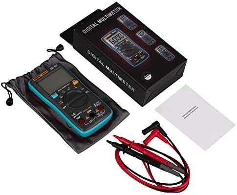 LKK-KK Portable pocket watch toolbox with table handheld automatic range digital multimeter