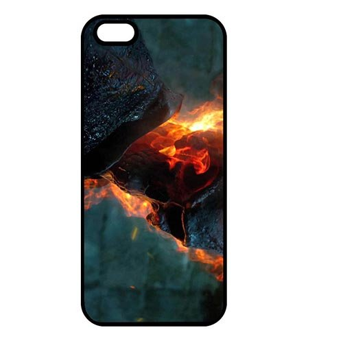 Coque,Cool Cover Case Covers for Coque iphone 6 PLUS, Ghost Rider Characters Design