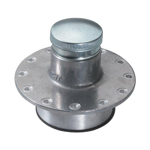 JAZ Products 391-250-03 12-BOLT STRAIGHT FAST FILL VALVE W/CAP