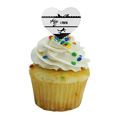 Buy swim cupcake toppers