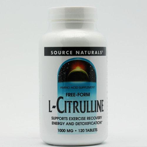 Source Naturals L-Citrulline forme