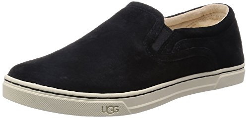 52128b5ae3a UGG Australia Womens Fierce Sneaker Black Size 5 - Import It All