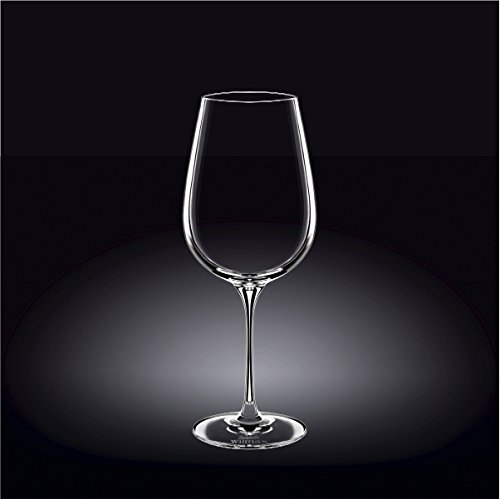 Wilmax 888035 700 ml Wine Glass Set of 244; Pack of 12 by Wilmax