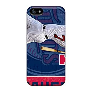 OlA8056hIFn Case Cover Minnesota Twins Iphone 5/5s Protective Case