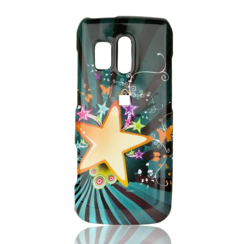 - Talon Phone Shell for Samsung R450 Messenger - Star Blast
