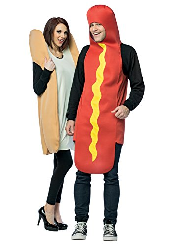 Rasta (Hotdog And Bun Costume Couples)