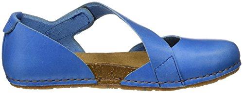 Art Ladies 0442 Mojave Creta Sandali Chiusi Blu (mare)