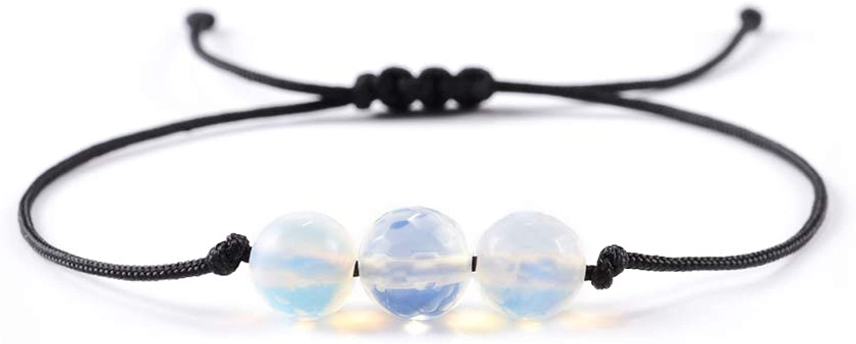 Sisters, Friends Distance Wish Bracelets Marble Cord Gift Black Couples