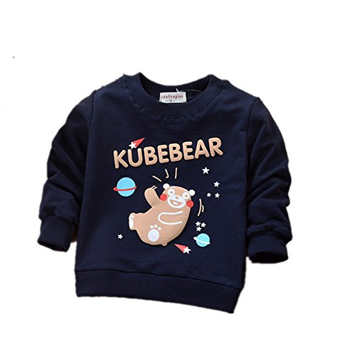 ftsucq-little-boys-girls-long-sleeve-cute-playing-bear-hoodies-sweatshirtsblack-m