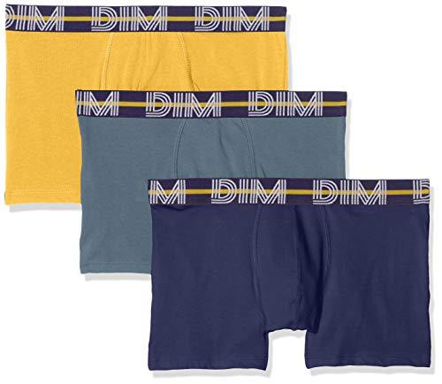 Boxer giallo grigio Set scuro Multicolor Sun 3 Man di Mouse Blu 87j Miele H0nOdF
