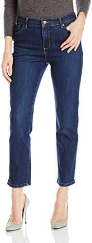 Gloria Vanderbilt Women's Petite Size Amanda Classic Straight Jean