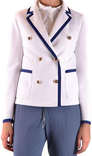 wholesale dealer fca64 72d43 FAY Luxury Fashion Womens MCBI35508 White Blazer | Season ...