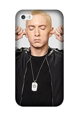 Iphone 6 Plus/6S Plus case, Music Eminem [Durable Anti-Slip] TPU Defensive Case Compatible with Iphone 6 Plus/6S Plus