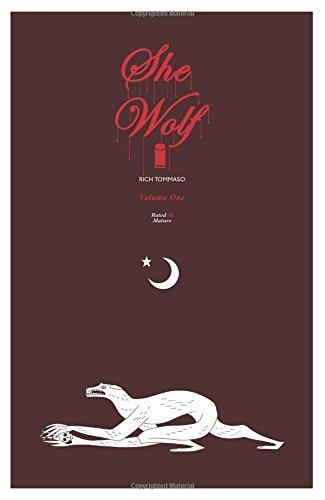 She Wolf Volume 1 pdf epub