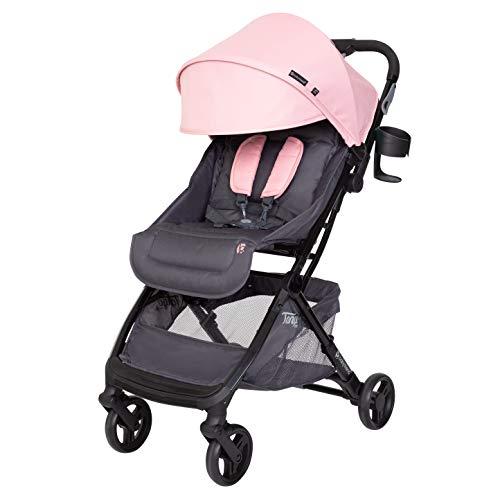 Baby Trend Tango Mini Compact Stroller, Quartz Pink
