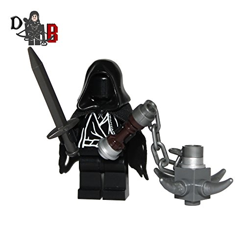 LEGO Custom Lord of the Rings Witch King/Ringwraith (Nazgul Witch King)