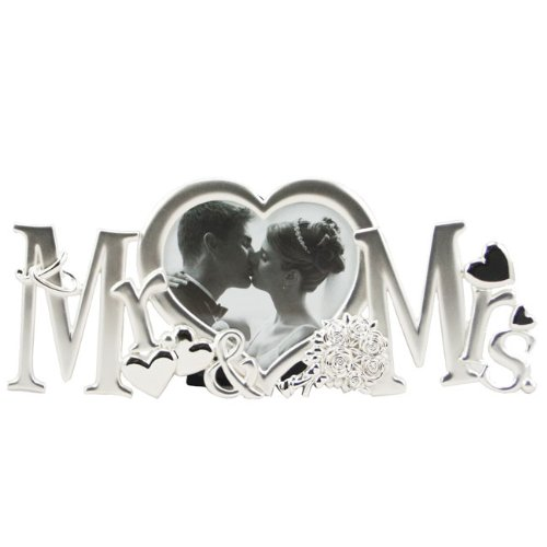 mr and mrs photo frame by photo frames - Mr And Mrs Photo Frame