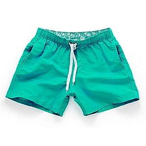 Black Star Mens Summer Beach Surf Swim Sport Short Boardshorts Fashion Leisure Boxer Swimsuit Blue L