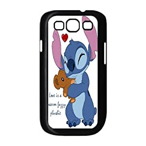 High Quality -ChenDong PHONE CASE- For Samsung Galaxy S3 -Funny Stitch,Ohana Means Family-UNIQUE-DESIGH 16