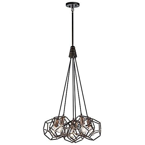 Kichler 43718RS Six Light Pendant