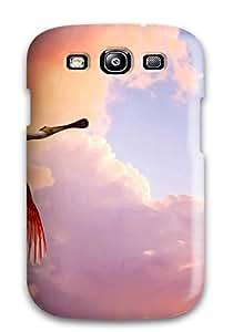 CaseyKBrown Galaxy S3 Hard Case With Fashion Design/ SOKTSba8738gHKXl Phone Case