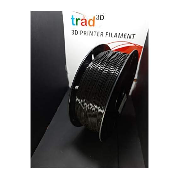 Trad3D Technologies ABS 3D Printer filament -Black