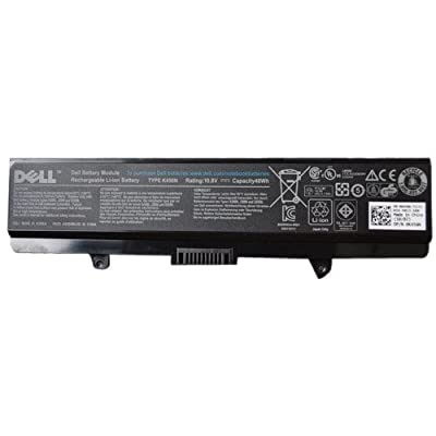 Dell Inspiron 15 Series, 1525, 1526 1545, 48WH 6-Cell Laptop battery from Dell Computers