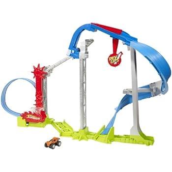 Hot Wheels Rev Ups Revolution Stunt Park