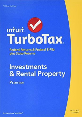 TurboTax Premier State Software Refund product image