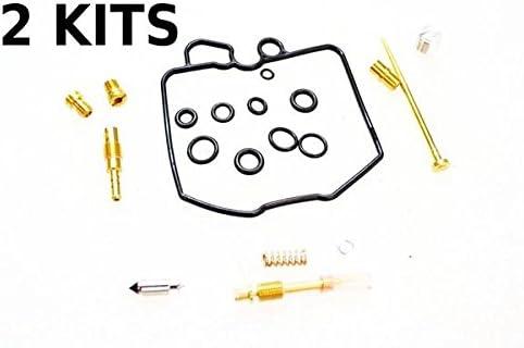 2 X CARBURETOR CARB REPAIR REBUILD KIT 82-83  CM450C CM450E CB450SC CB450T