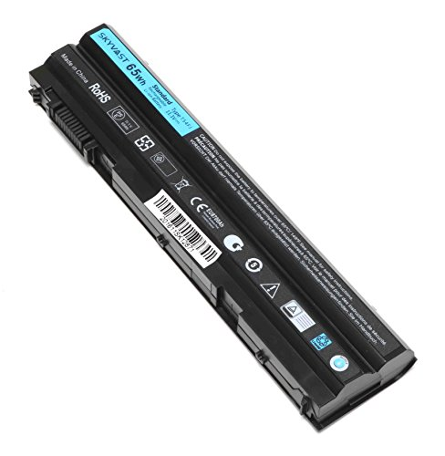 Skyvast Li-ion Replacement T54FJ Laptop Battery for Dell Latitude E6420 E6520 E5420 E5520, Inspiron 14R 15R 17R 4420 4520 4720 5420 5520 5720 7420 7520 7720 (5520 Replacement)
