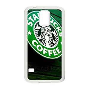 Happy Starbucks design fashion cell phone case for samsung galaxy s5