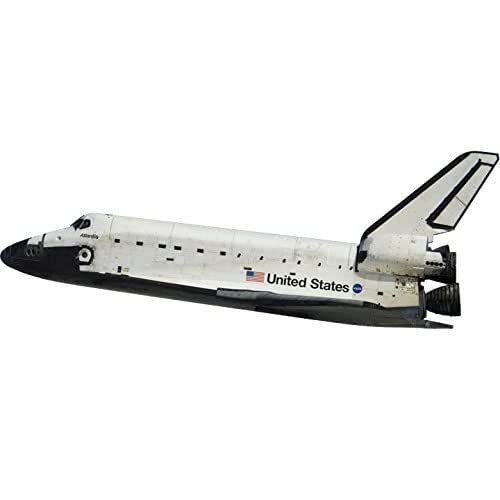 Amazon.com: Space Shuttle Wall Decal - Side View - 4.25